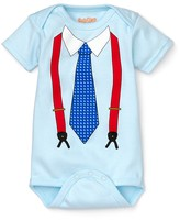 Bloomingdale's Sara Kety Infant Boys' Tie and Suspenders Bodysuit - Sizes 0-18 Months
