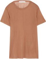 Kain Label Brett modal and silk-blend T-shirt
