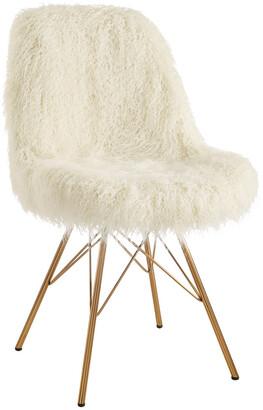 Awesome Fur Chair Shopstyle Machost Co Dining Chair Design Ideas Machostcouk