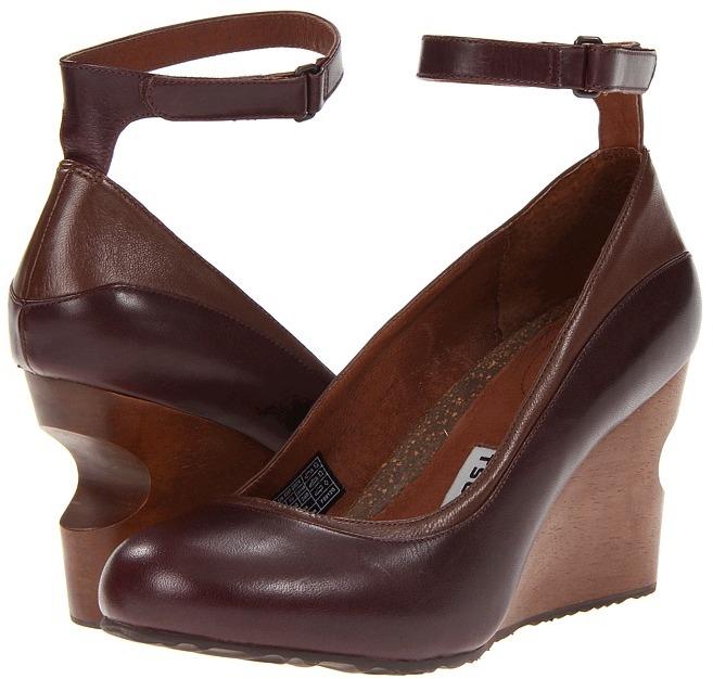 Tsubo Lindara (Dark Chocolate) - Footwear