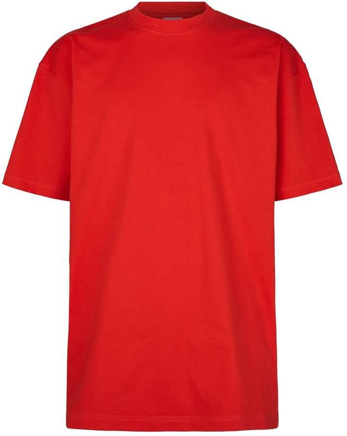 Vetements Atelier Patch T-Shirt