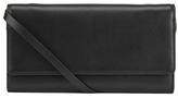 WANT Les Essentiels Women's Bradshaw Wallet With Strap Black