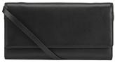 WANT Les Essentiels Women's Bradshaw Wallet With Strap Black