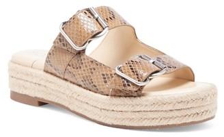 Sole Society Vanyah Espadrille Platform Sandal