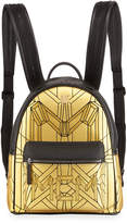 MCM Bionic Series Metallic Backpack