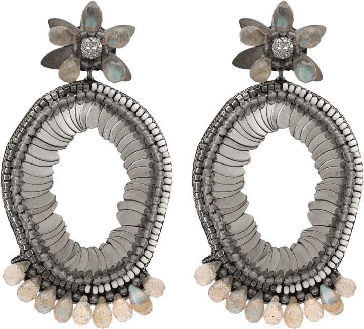 Deepa Gurnani Alex Earrings