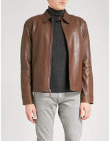 Polo Ralph Lauren Maxwell leather jacket
