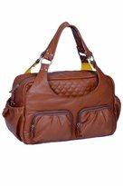 Lassig Tender Multi Pocket Diaper Bag, Cognac (Discontinued by Manufacturer) by