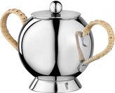 Houseology Nick Munro Spheres Sugar Bowl Wicker Handles