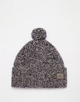 Original Penguin Bobble Hat - Grey