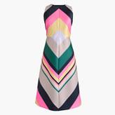 J.Crew Tall pop-stripe dress