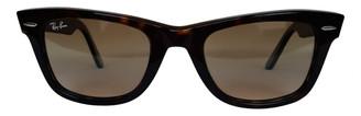 Ray-Ban Original Wayfarer Brown Plastic Sunglasses