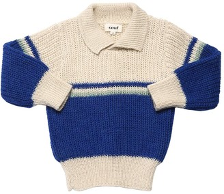 Oeuf Baby Alpaca Knit Sweater