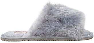 Hush Puppies Pitsky Grey Slipper