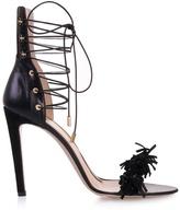 ALESSANDRO DELL´ACQUA - Corset-laced sandals