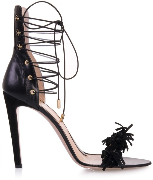 Alessandro Dell'Acqua ALESSANDRO DELL´ACQUA - Corset-laced sandals