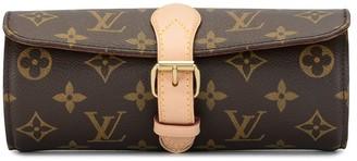 Louis Vuitton 2012 pre-owned Monogram 3 watch case