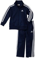 adidas Basic Tricot Set (Toddler/Kid) - Navy - 7X