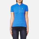 Polo Ralph Lauren Women's Julie Polo Shirt Brilliant Blue
