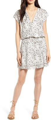 Rails Karla Short Sleeve Minidress