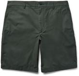 Club Monaco Maddox Cotton-Twill Shorts