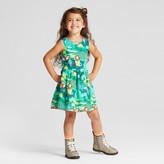 Genuine Kids from OshKosh Toddler Girls' OZ A Line Dress - Genuine Kids® from OshKosh® English Teal