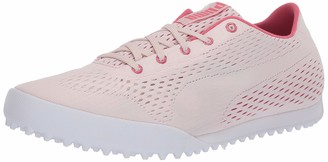 Puma Women's Monolite Cat Engineered Mesh Golf Shoe