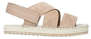 Vince Women's Tenison 2 Leather Platform Sandals
