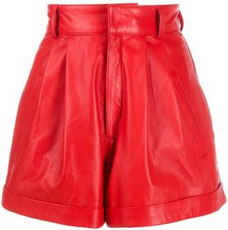Manokhi High-Wasited Shorts
