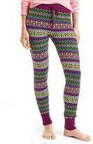 Gap Fair isle sweater leggings
