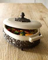 GG Collection G G Collection COVERED CASSEROLE DISH