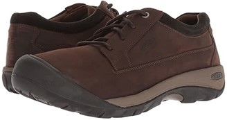 Keen Austin Casual WP (Chocolate Brown/Black Olive) Men's Shoes