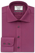 Thomas Pink Howe Texture Dress Shirt - Bloomingdale's Regular Fit