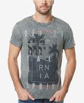 Buffalo David Bitton Men's Taspam Graphic-Print Cotton T-Shirt