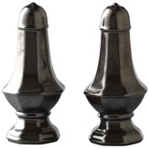 Juliska Pewter Salt and Pepper Set