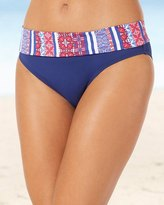 Soma Intimates Convertible Hipster Swim Bottom