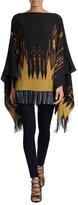 Etro Printed Silk Tunic