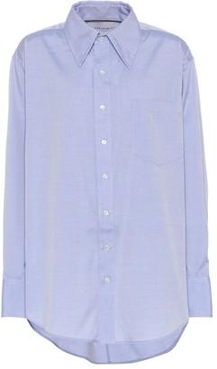 Matthew Adams Dolan Oversized cotton shirt