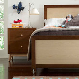 Mix Two Drawer Night Stand