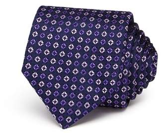 Ted Baker Alternating Squares Skinny Necktie