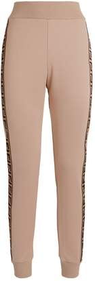 Fendi Logo Stripe Sweatpants