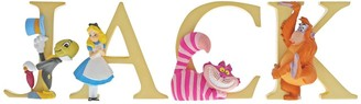Disney Enchanting  Alphabet Letters Figurine