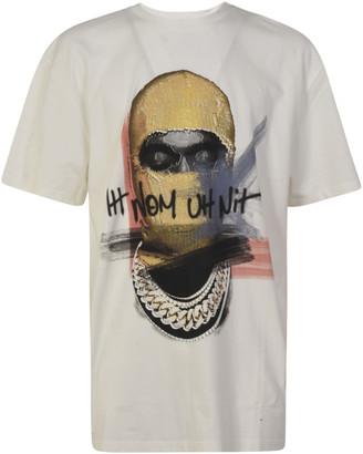 Ih Nom Uh Nit Mask 20 Paint Brush T-shirt