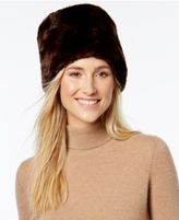 Nine West Faux-Fur Hat