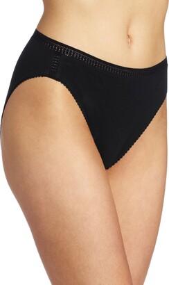 OnGossamer Women's Cabana Hi Cut Panty Underwear