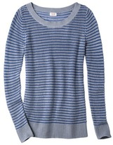 Mossimo Juniors Textured Pullover Sweater- Assorted Colors