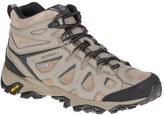 Merrell Men's Moab FST Leather Mid Waterproof Boot
