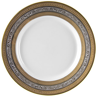 Ten Strawberry Street Elegance Set Of Six 8In Salad Plates