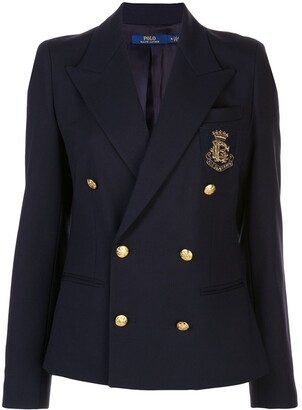 Polo Ralph Lauren Double-Breasted Jacket
