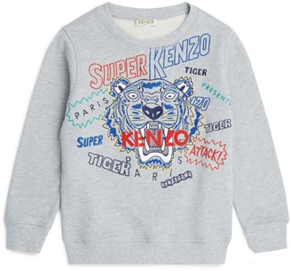 Kenzo Super Icon Tiger Sweatshirt